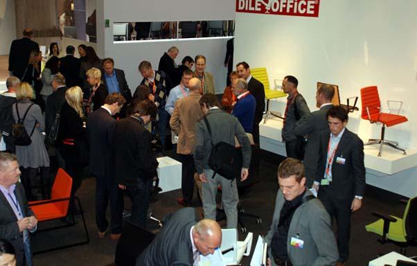 Dileoffice in Orgatec: More design, more Business