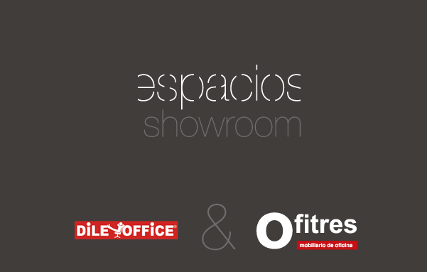 Dileoffice and Ofitres Showroom in Madrid