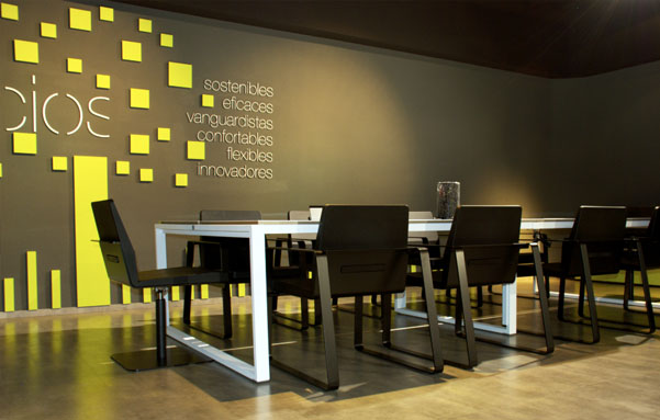 Visit our showroom in Madrid