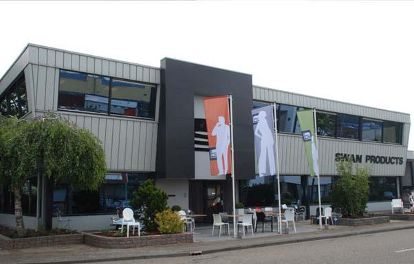 Swan, our great partner in Benelux.