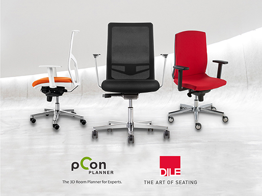 Dileoffice en pCon planner
